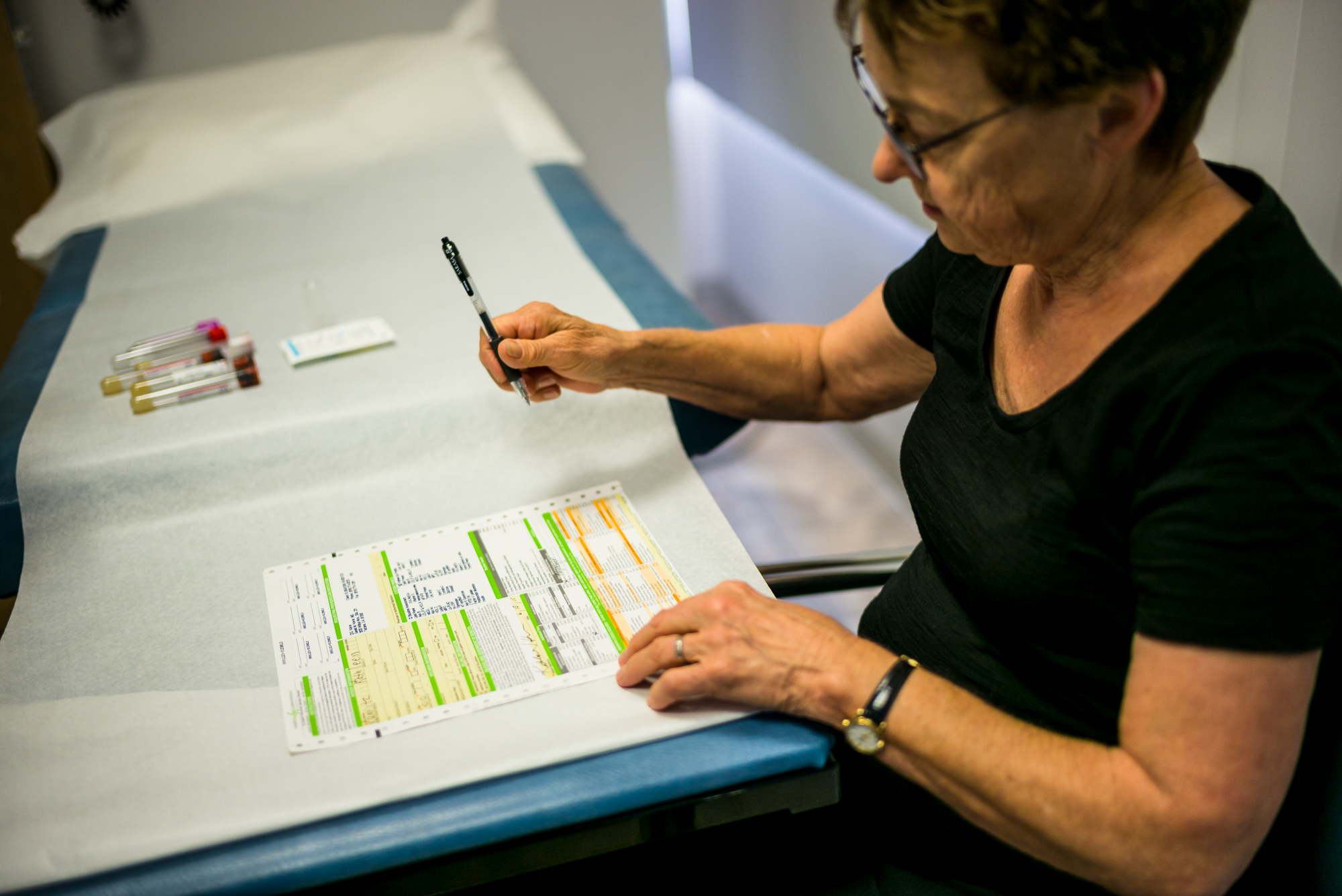 Is there a way to access the Medicare fax number?